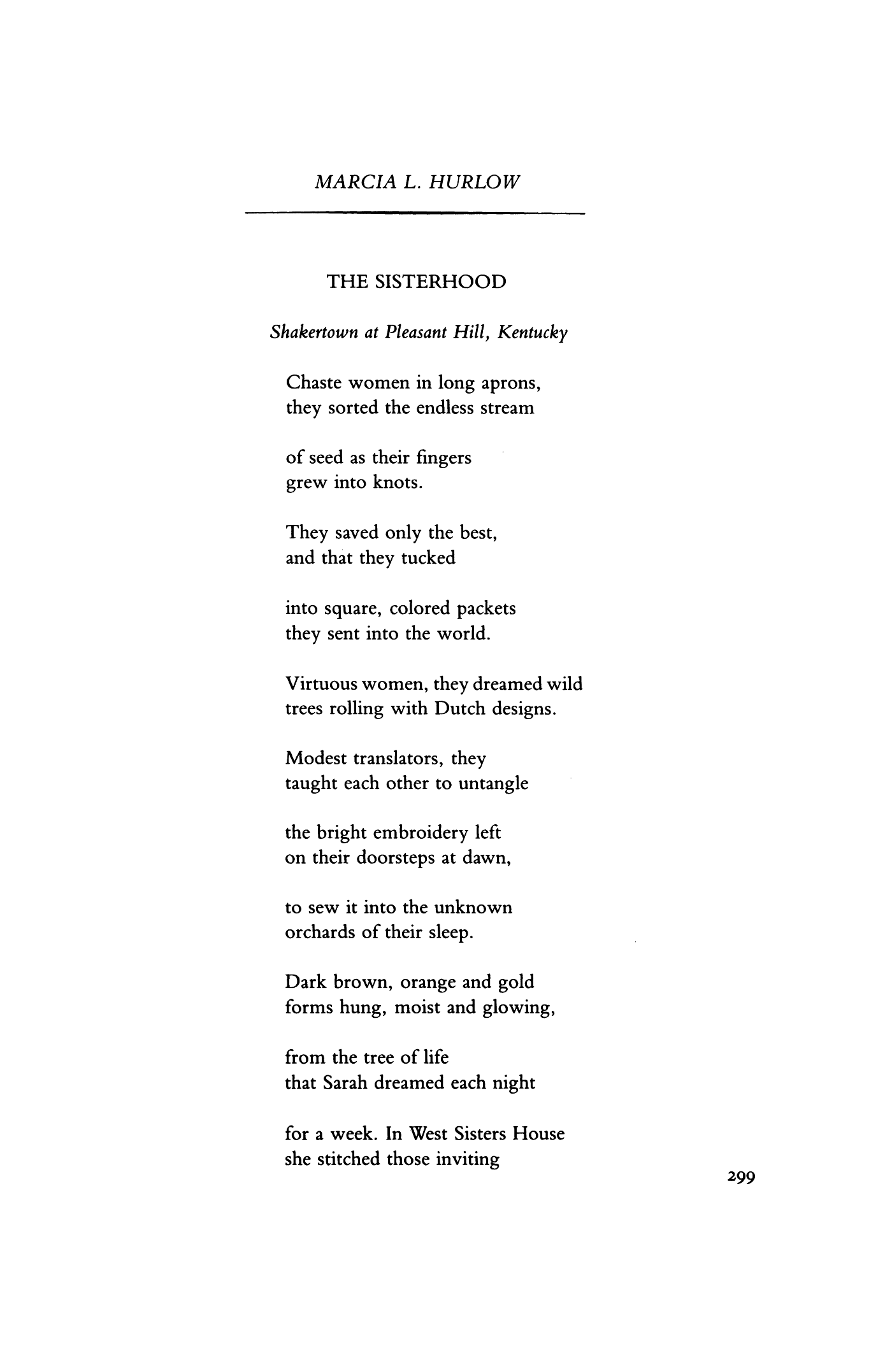 The Bean Eaters By Gwendolyn Brooks