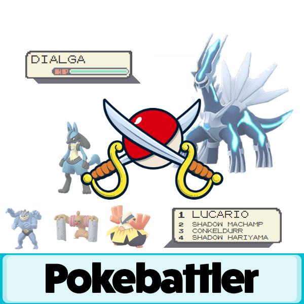 dialga counters pokemon go
