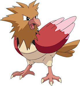 Image result for spearow