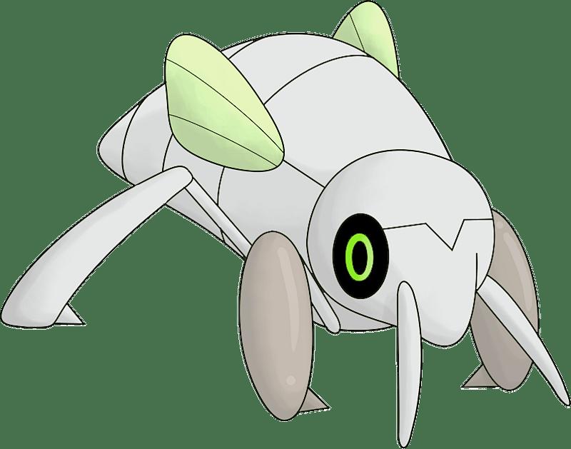 Pokemon #290 Nincada Common Picture - For Pokemon Go Players