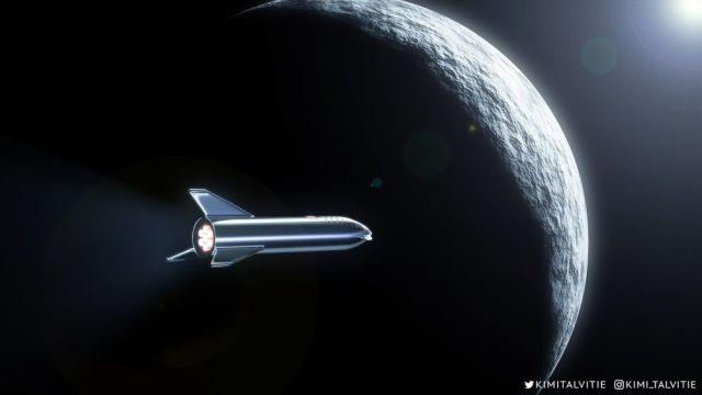 Kunsr i Space.