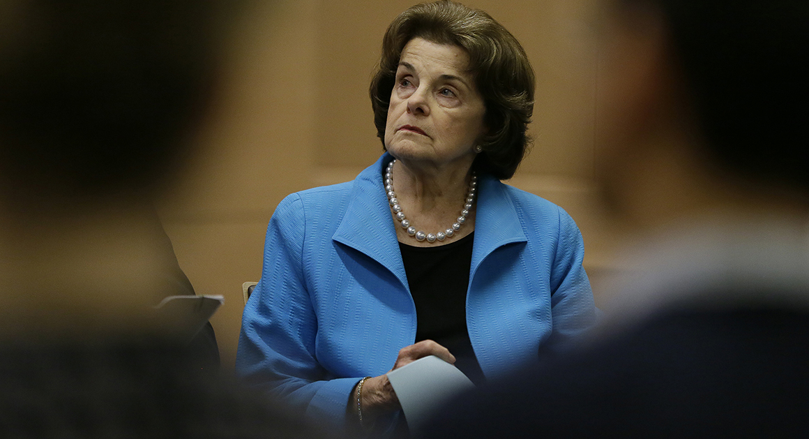 Feinstein Roars Back After Early Election Stumbles