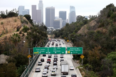 Democrats look to crush states' highway habit