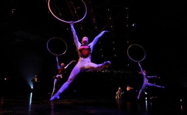 Cirque Du Soleil Cancels Shows In North Carolina Politico