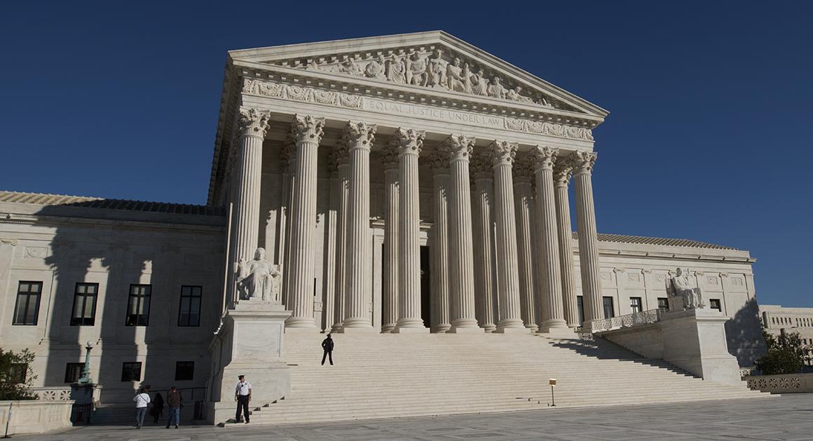 Supreme Court takes up Virginia transgender bathroom case  POLITICO