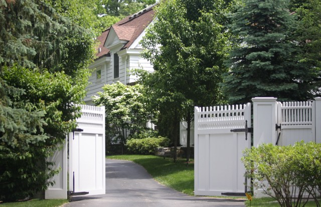 The Clinton's house in Chappaqua. | Getty