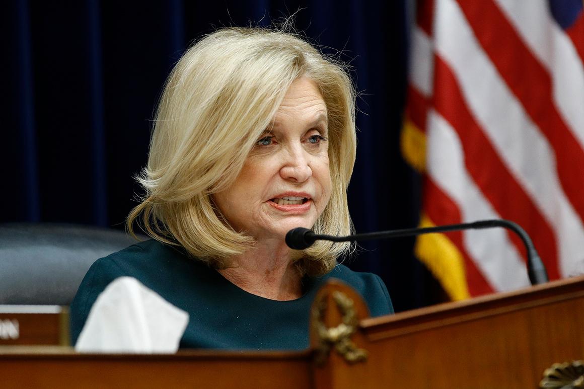 Democrats propose bill to undo Trump move to sideline coronavirus oversight leader