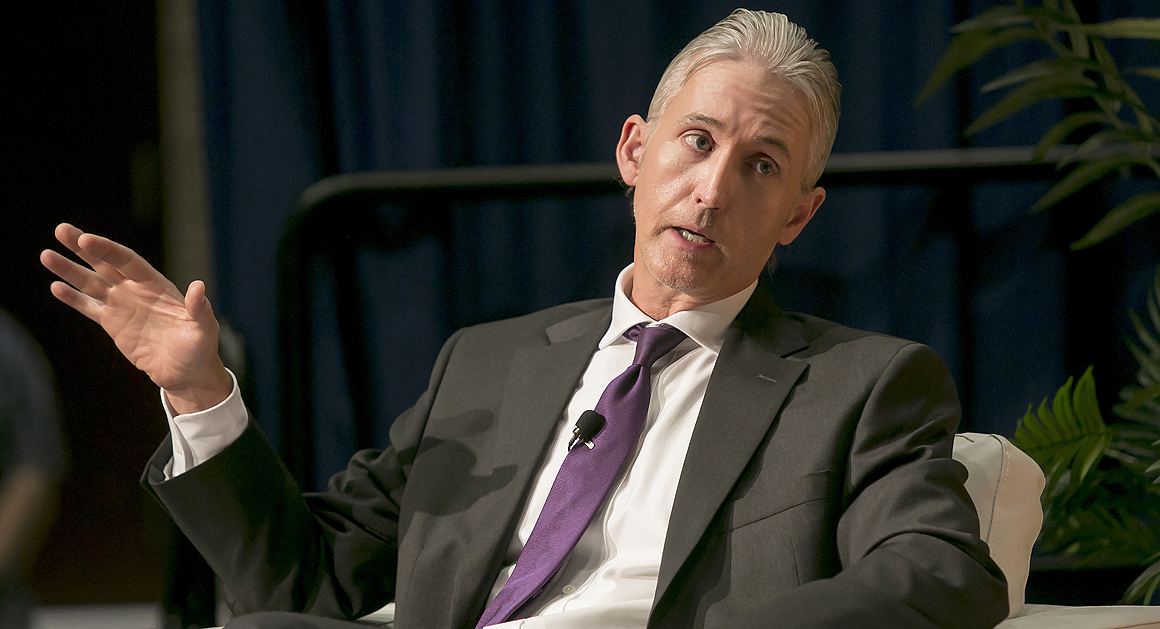 Trey Gowdy These have been among the worst weeks of my