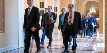 Democrats launch last bid to break Trump's impeachment firewall