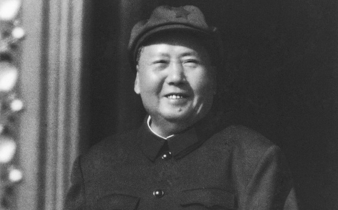 Mao Zedong dies in Beijing at age 82, Sept. 9, 1976 - POLITICO