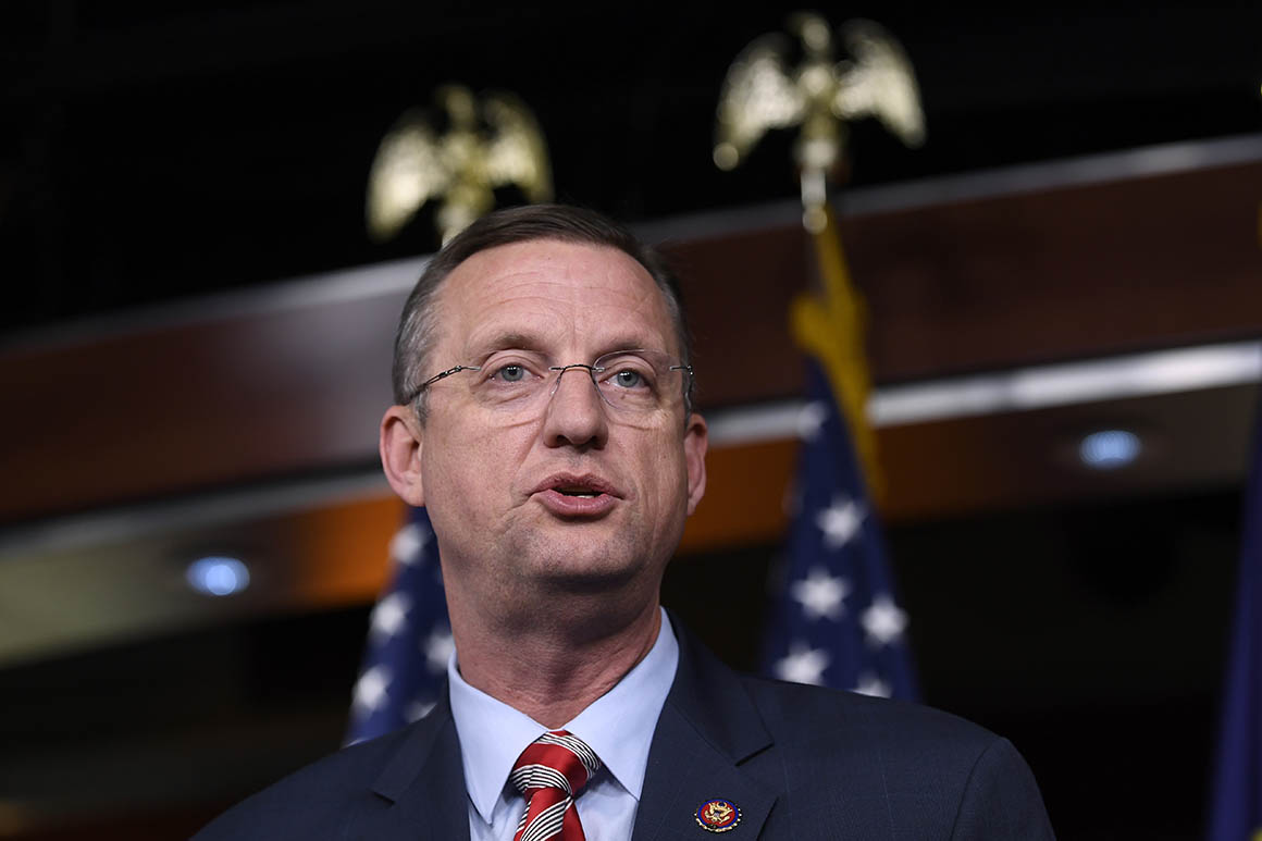 Read House Judiciary Ranking Member Doug Collins' opening statement