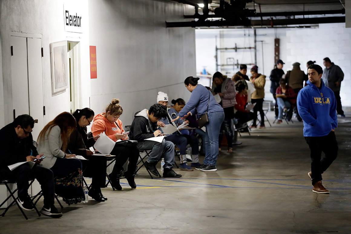 Many States Are Ill Prepared For Unemployment Benefits