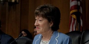 Susan Collins to oppose Trump judicial nominee