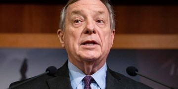 Durbin warns of 'harmful and dangerous' Senate return on April 20