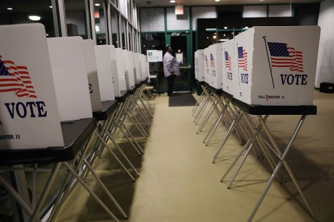Pollsters: 'Impossible' to say why 2020 polls were wrong