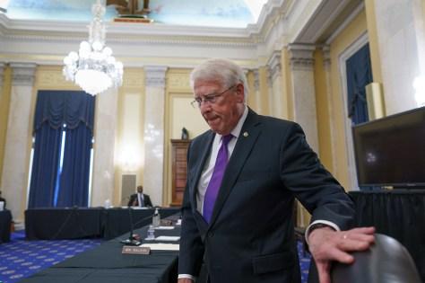 GOP senator jams up Pentagon pick over Biden's Navy plan