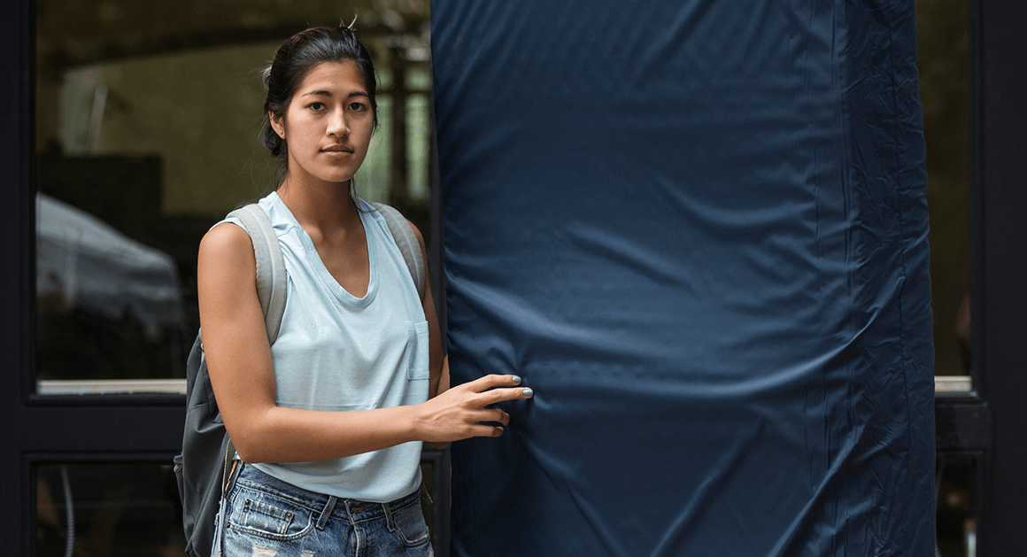 Altright provocateur to dress up as mattress girl for Columbia speech
