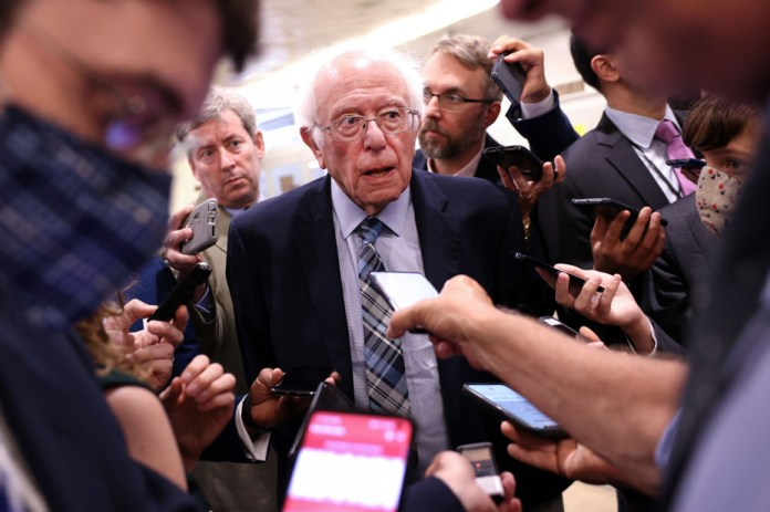Bipartisan Infrastructure Talks Depart Dems' $3.5T Invoice In Flux