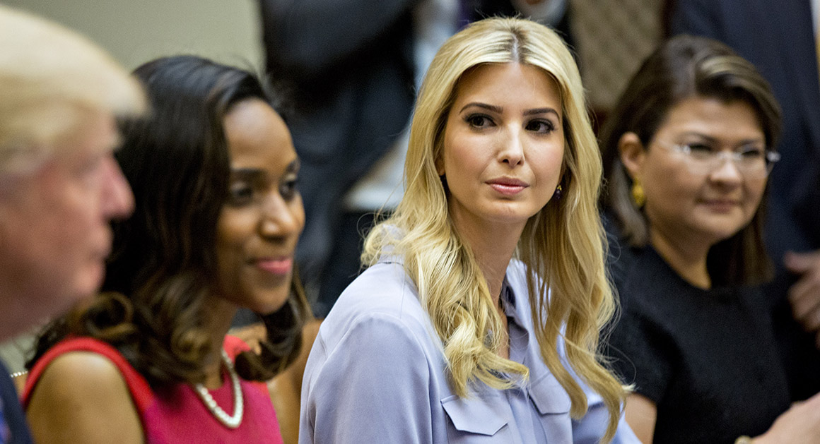 Ivanka Trump adds a chief of staff  POLITICO