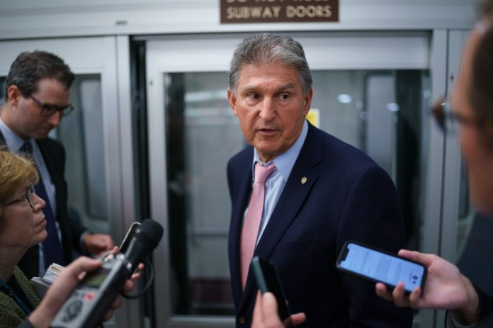GOP crushes Manchin's hopes for elections compromise