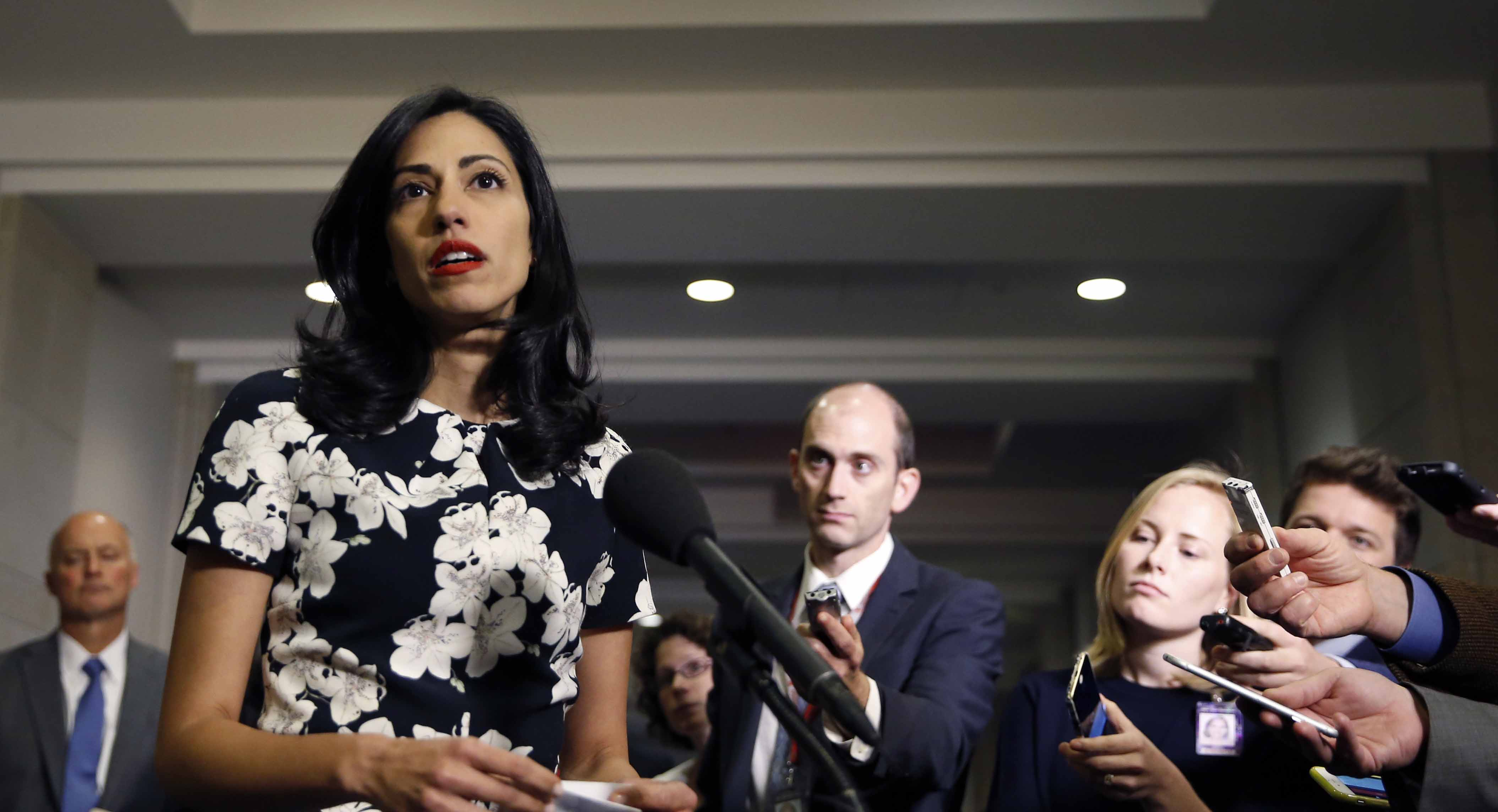 State Department to release Huma Abedin email trove  POLITICO