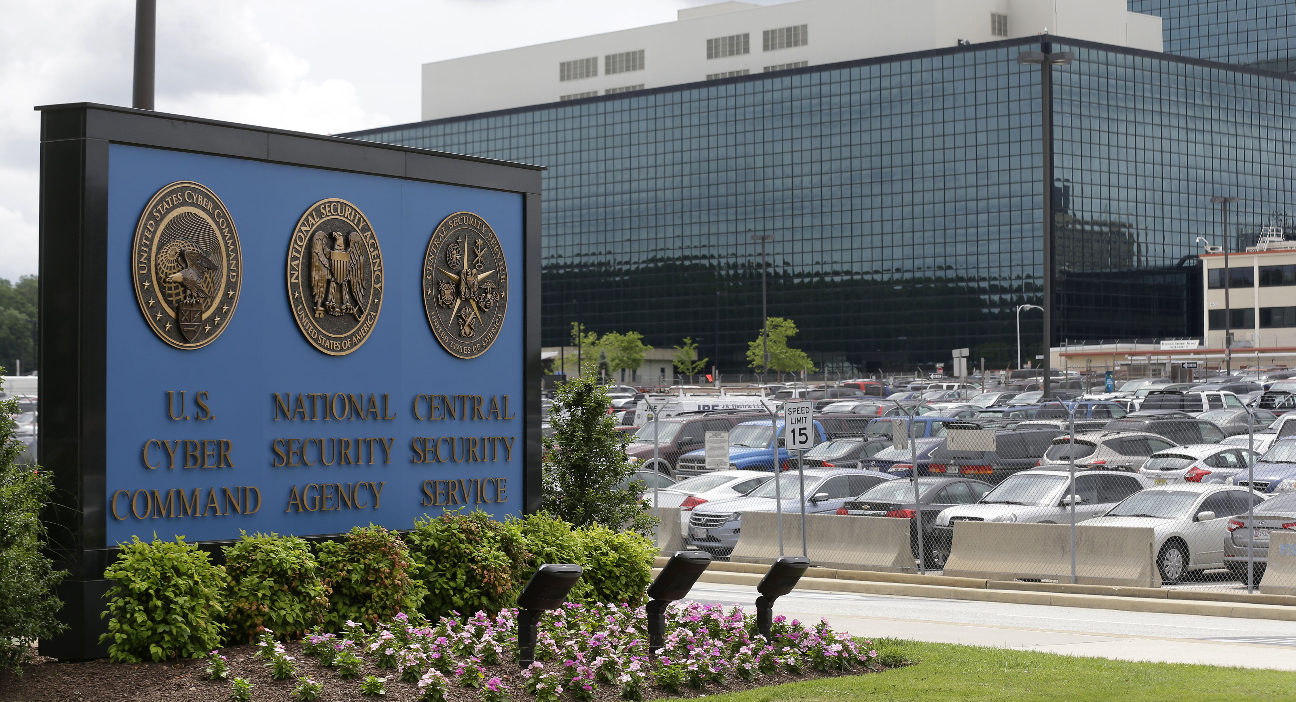 Image result for photo of NSA BUILDING