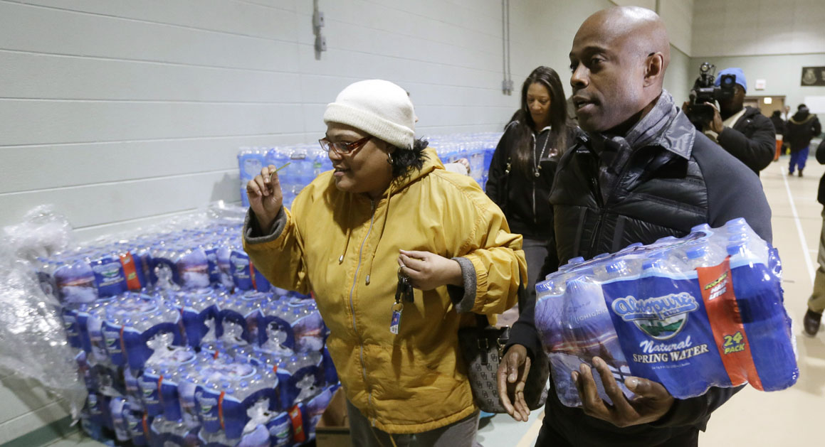 Flint water crisis EPA battered by lawmakers  POLITICO