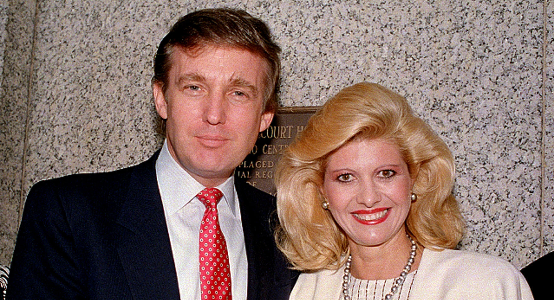 Donald And Ivana Trump Fight Unsealing Of Divorce Records