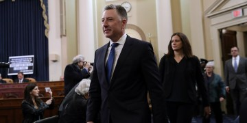 'I have learned many things': Kurt Volker revises Ukraine testimony