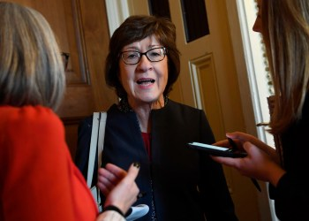 Jerry Nadler 'shocked' Susan Collins into writing a note to John Roberts
