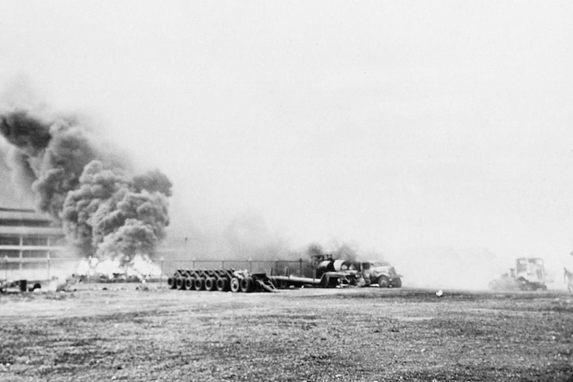 Japanese Pearl Harbor Dec 7