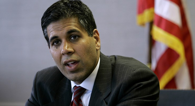 Amul Thapar is pictured.