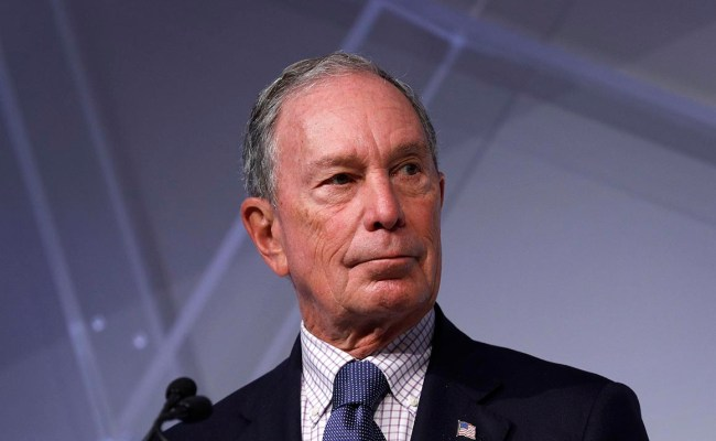 Bloomberg Says He Ll Insist Presidential Candidates Have
