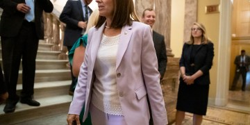 Martha McSally calls on WHO director to resign