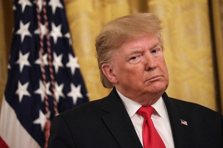 Impeachment transcripts reveal a constant, damaging narrative for Trump