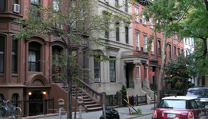 New York City apartment building sales tracker July 2015
