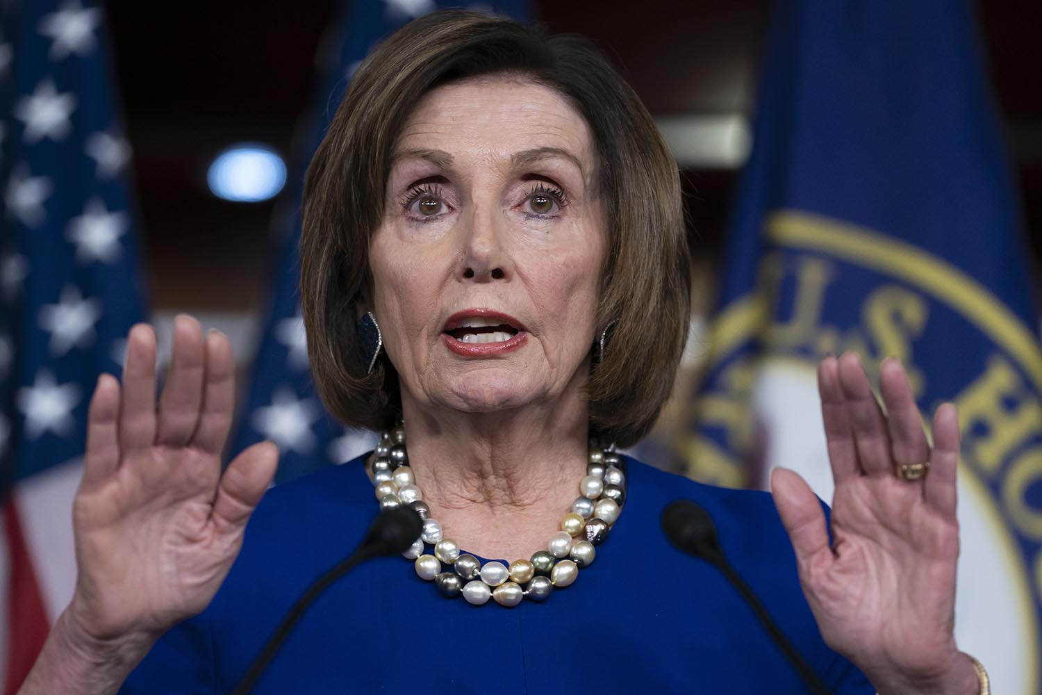 Pelosi pivots on 'Section 4' coronavirus relief push
