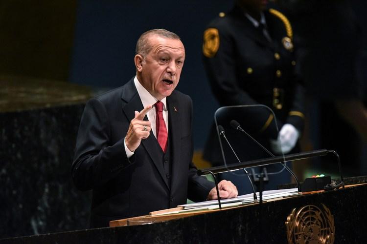 No Senate action on Turkey sanctions during Erdogan's U.S. visit