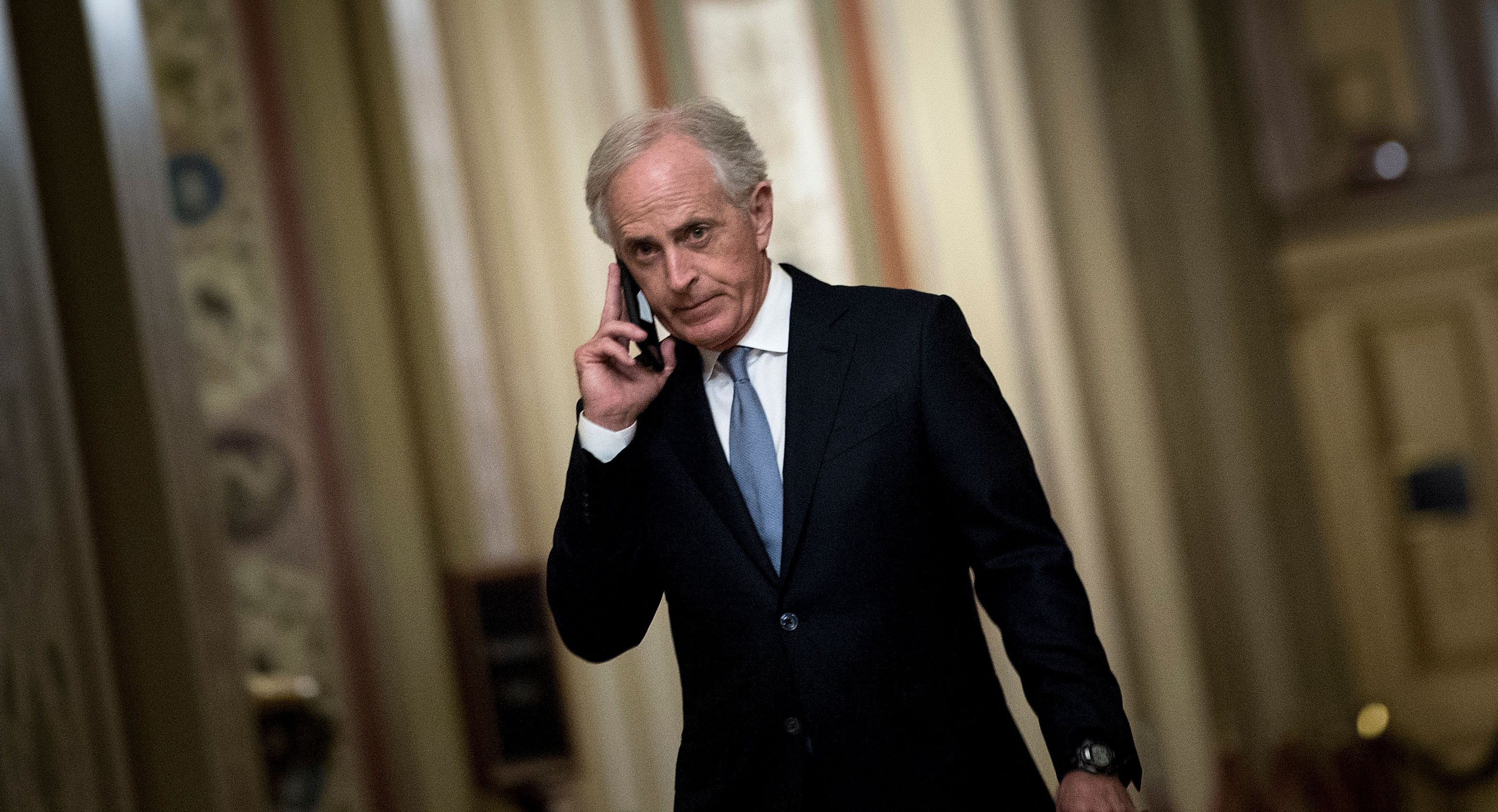 Corker says Democrat is ahead in race to succeed him - POLITICO