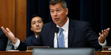 Sean Duffy heads to K Street after resigning from Congress