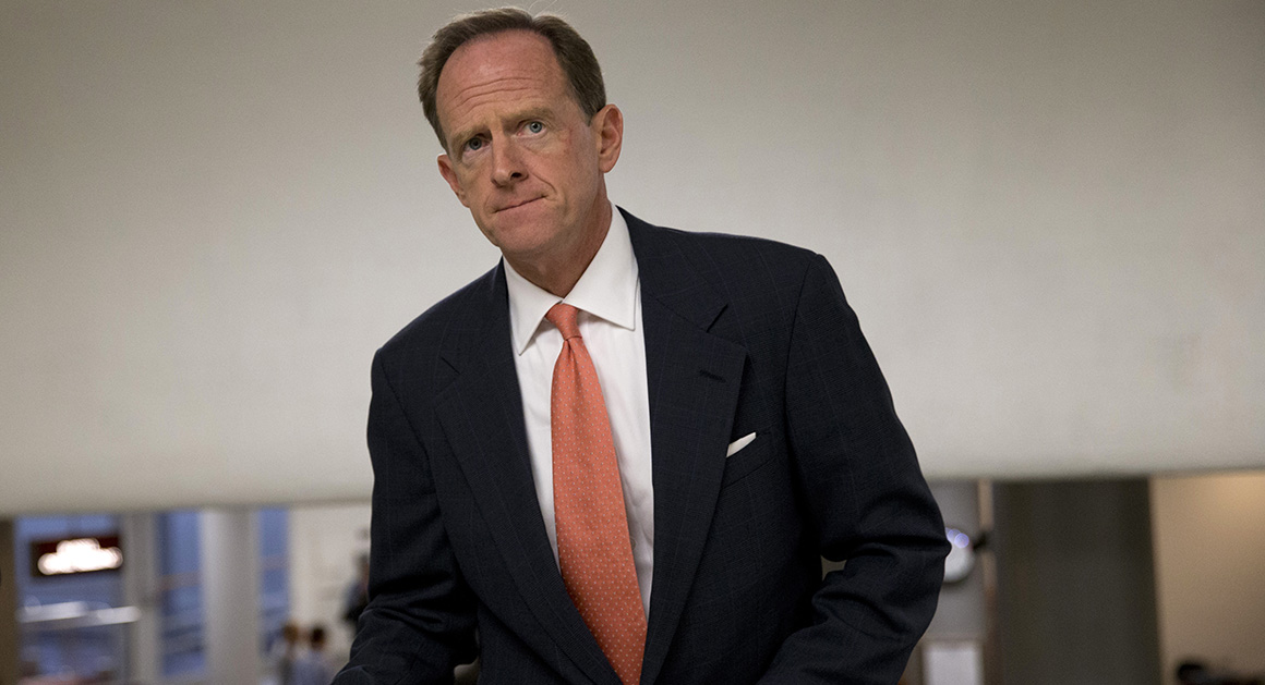 Toomey background checks backer denounces Obamas move  POLITICO