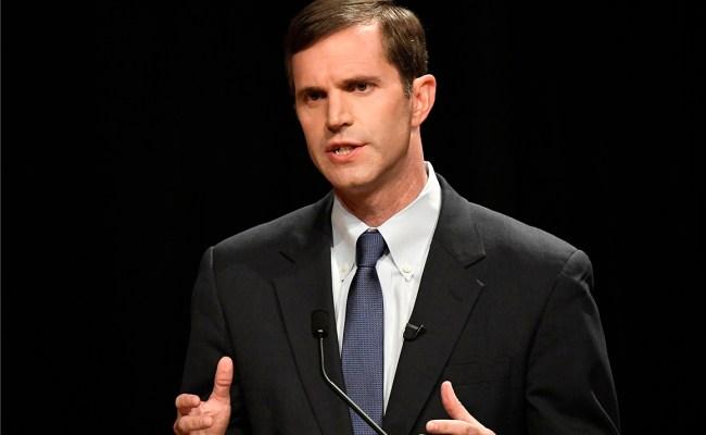 Matt Bevin Andy Beshear Set For Kentucky Clash Politico