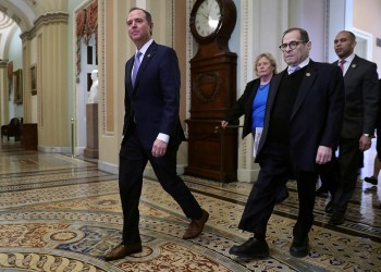 Dems unload 'overwhelming' impeachment case on the Senate — even as they press for more