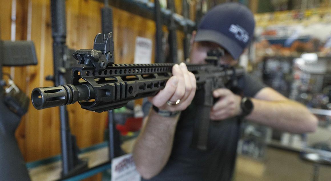 A Gun Nuts Guide to Gun Control That Works  POLITICO