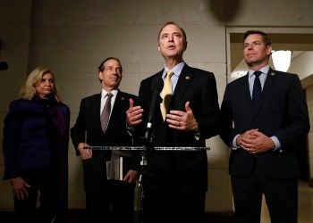 Schiff warns Trump is inviting impeachment by blocking witnesses