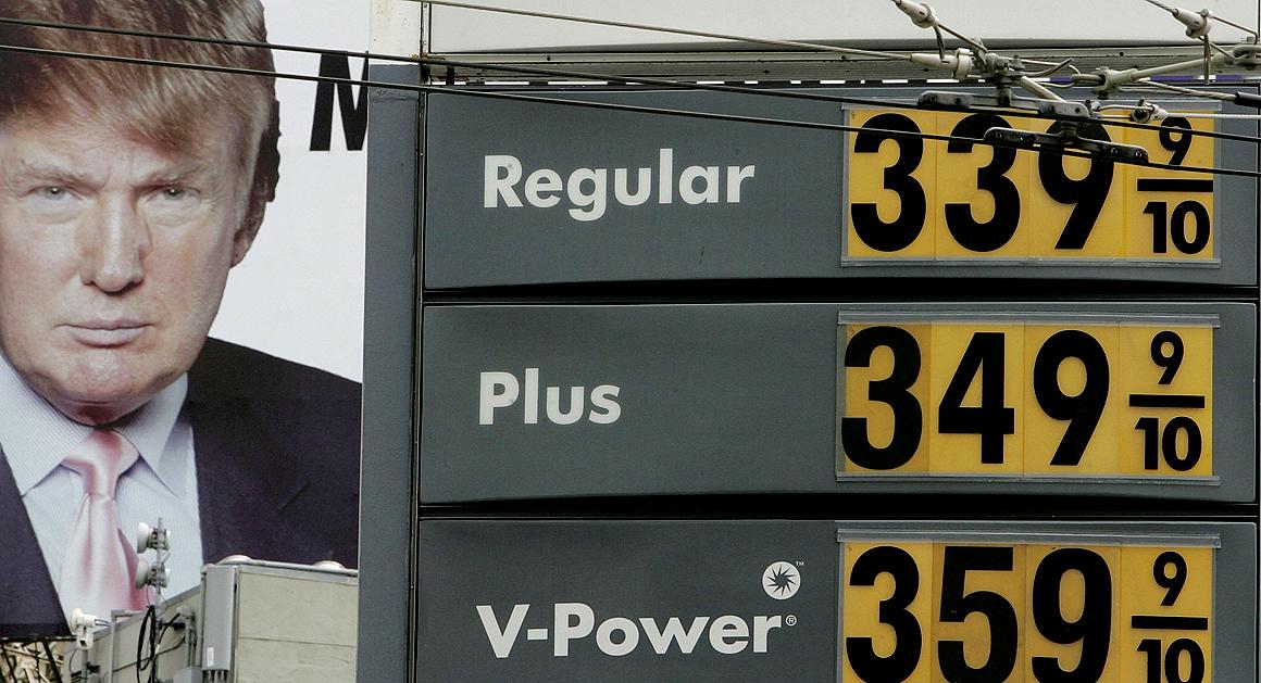 Oil industry dreads TrumpClinton choice  POLITICO