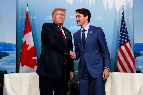 In Context: What Justin Trudeau said that made Donald ...