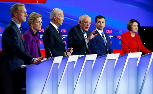 Fact Checking The Seventh Democratic Presidential Debate In Iowa Politifact