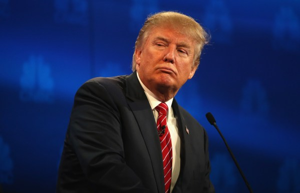 Donald Trump's false claim that his tax plan wouldn't ...