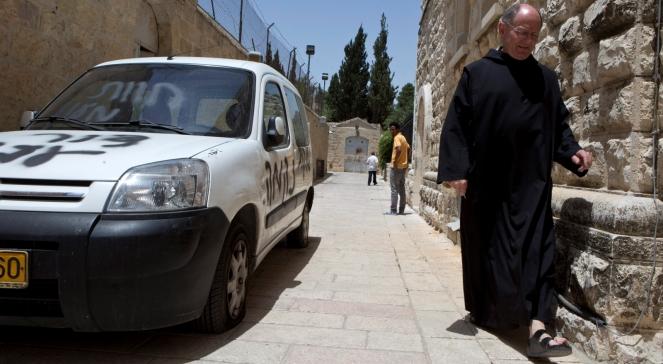 Ortodoksyjni ekstremiści? Zniszczony kościół